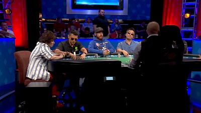 World Series of Poker - $500 Salute to Warriors