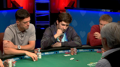World Series of Poker - $50,000 Final Fifty No-Limit Hold'em