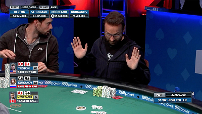 World Series of Poker - $100,000 No Limit Hold'em High Roller