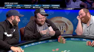 World Series of Poker - $3K Pot Limit Omaha