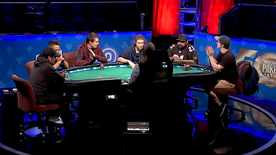 World Series of Poker - $10,000 No Limit Hold'em 6-Handed