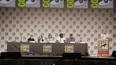 Evil - SDCC 2019: Watch Full Comic-Con Panel For Evil, CBS' New Psychological Mystery
