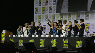 Star Trek: Picard - SDCC 2019: Sir Patrick Stewart Gets An Enthusiastic Welcome At The Star Trek: Picard Panel