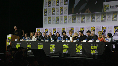 Star Trek: Picard - SDCC 2019: Brent Spiner Campaigned For The Role Of Picard
