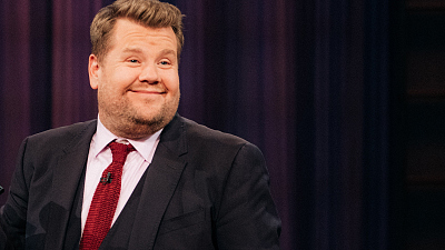 The Late Late Show with James Corden - Is Everyone at the Gym Stoned?