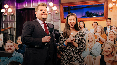 The Late Late Show with James Corden - Emoji News