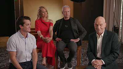 Star Trek: Picard - SDCC 2019: The Star Trek: Picard Cast Shares Heartwarming Fan Reactions To The Comic-Con Trailer