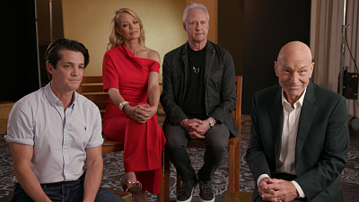 Star Trek: Picard - SDCC 2019: Powerful Legacy Stirs Powerful Emotions For The Star Trek: Picard Cast