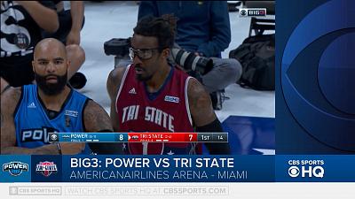 BIG3 Basketball - BIG3 Highlight: Tri-State vs. Power