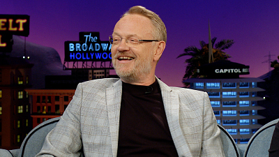 The Late Late Show with James Corden - Jared Harris's Father Richard Played By His Own Rules