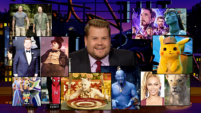 The Late Late Show with James Corden - James Corden Recaps a Very Busy Summer 2019