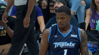 BIG3 Basketball - BIG3 Highlight: Triplets vs. Ghost Ballers