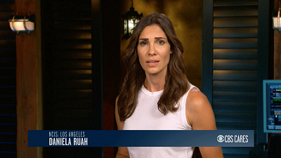 CBS Cares - Daniela Ruah On The Amazon Rain Forest