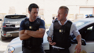 Hawaii Five-0'