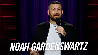 The Late Late Show with James Corden - Noah Gardenswartz Stand-up