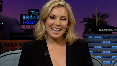 The Late Late Show with James Corden - Drunk 'Jack Nicholson' Took Over June Diane Raphael's Wedding