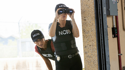 NCIS: New Orleans - The Terminator Conundrum