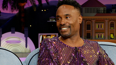 The Late Late Show with James Corden - Billy Porter Is Excited to Turn 50 for a Big Reason