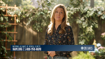 CBS Cares - Zoe Perry on Mental Health
