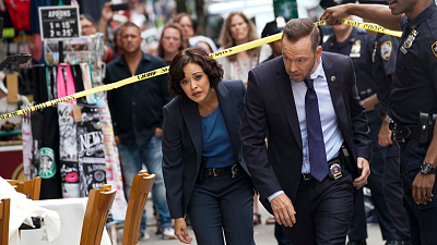 Blue Bloods - Naughty or Nice