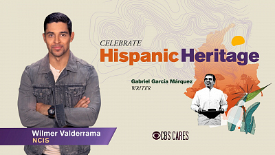 CBS Cares - Wilmer Valderrama on Hispanic Heritage Month