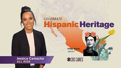 CBS Cares - Jessica Camacho on Hispanic Heritage Month