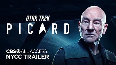 Star Trek: Picard - Star Trek: Picard   NYCC Trailer   CBS All Access