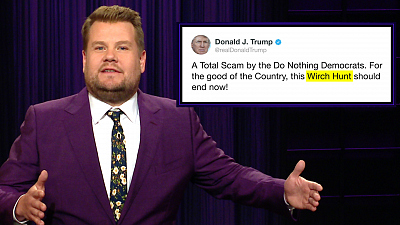 The Late Late Show with James Corden - Watching This Is Good for the Country