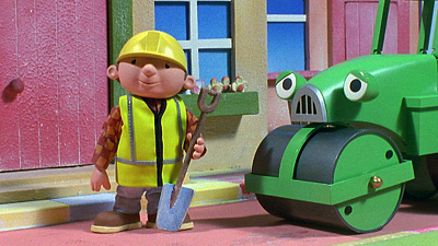 Bob the Builder (Classic) - Wallpaper Wendy