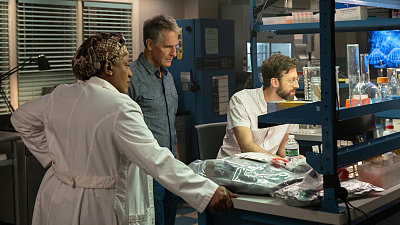NCIS: New Orleans - Spies and Lies