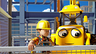 Bob The Builder - Sky High Scoop