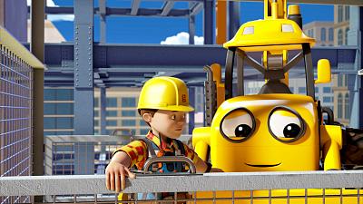 Bob The Builder - Sky High Scoop