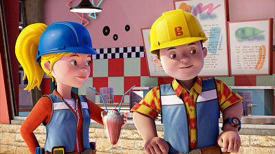 Bob The Builder - Milkshake Mix Up