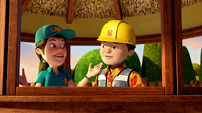 Bob The Builder - Lofty Lets Loose
