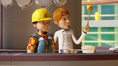 Bob The Builder - Kitchen Whizz