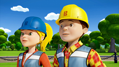 Bob The Builder - Scoop's Big Break