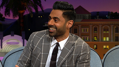 The Late Late Show with James Corden - Hasan Minhaj Addresses the Trudeau Interview 'Issue'