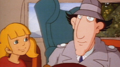 Inspector Gadget - Gadget At The Circus
