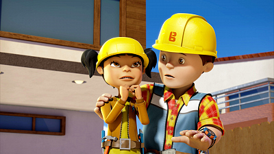 Bob The Builder - Saffi's Treehouse