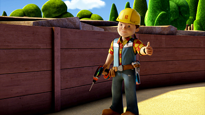 Bob The Builder - Bear Mountain