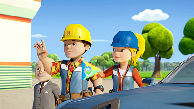 Bob The Builder - Workshop Makeover