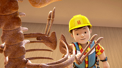 Bob The Builder - Bentley's Bones
