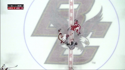 Hockey on CBS All Access - Wisconsin @ Boston College