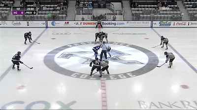 Hockey on CBS All Access - Holy Cross @ Providence