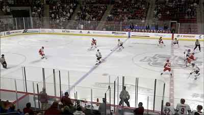 Hockey on CBS All Access - RPI @ UMass