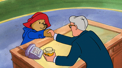 The Adventures of Paddington Bear - Paddington Keeps Fit // Paddington Goes to Washington // Trouble at the Launderette