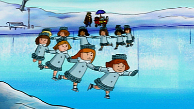 The New Adventures of Madeline - Madeline and the Ice Skates