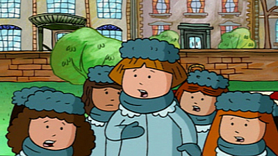The New Adventures of Madeline - Madeline at the North Pole