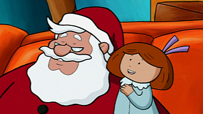 The New Adventures of Madeline - Madeline and Santa