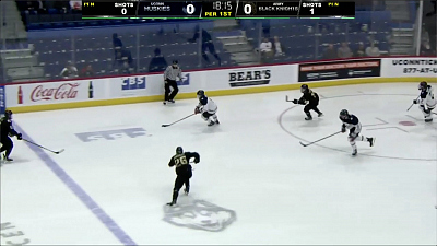 Hockey on CBS All Access - Army @ UConn